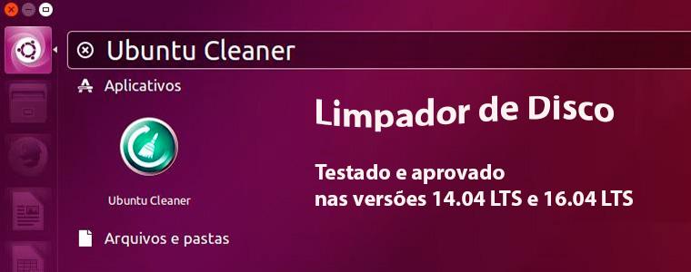 Ubuntu Cleaner - O CCleaner do Ubuntu 14.04 LTS/16.04 LTS