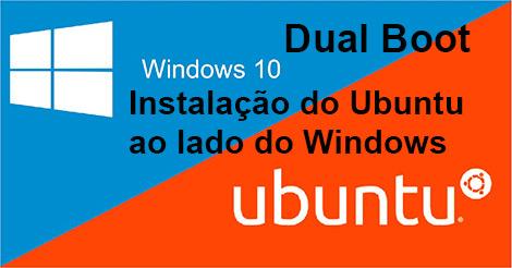 Instalação do Ubuntu 17.04 ao lado do Windows (Dual Boot)